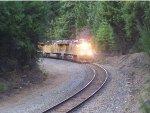 1 More Trailing the Ballast Train