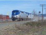 Late Amtrak 14