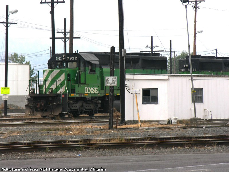 BNSF 7922