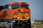 They Only Look Great On their First Run Out of Erie, PA.  No Scratches or Dinks or Bugs to Tarnish the Awesome BNSF Swoosh Logo Paint Jobs that BNSF 6736 now Wears :)))).