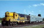 ATSF 2837, now a genset
