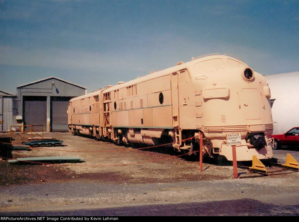 RDG 902 & 903 in primer paint at Amherst Industries