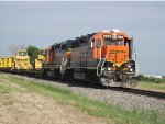 BNSF 2003 and 2123