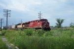 CP 8885 West- CP 281