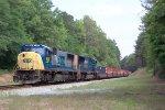 CSX 4508 on Q141-10