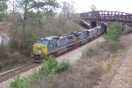 CSX 7362 with plenty of power on Q542-18