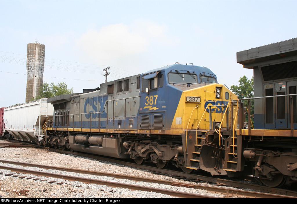 CSX 387