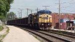 CSX 9002 & 367