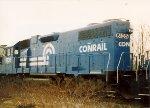 CR 8105, (EMD GP 38-2)