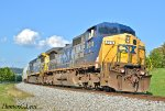 CSX Q359-09 west passing Milepost 7 in homestead