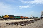 BNSF Locomotives