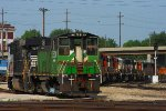 BNSF Topeka Shop Switcher