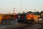Westbound UP Light Engine Movement