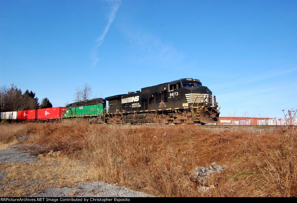 NS 9-40CW 9673