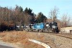 NS SD40-2 3341 & 3342