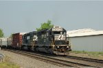 NS SD40-2 3351 & 3345