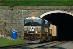 NS SD70M 2634 leads 23W