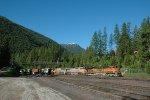 BNSF 1098 West