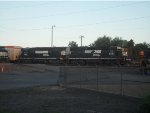 Norfolk Southern Classic Engines at Manassas