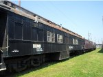 Norfolk Southern MofW Coach at Roanoke
