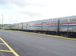Amtrak Exhibit Train Coaches