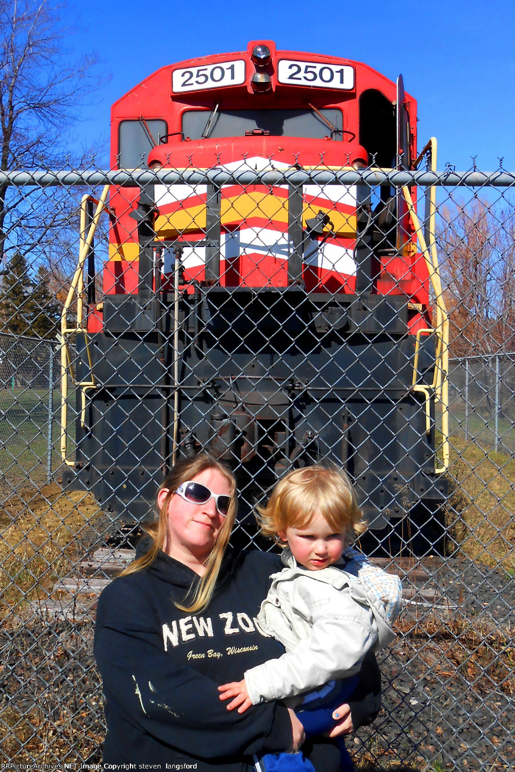 Family & Trains