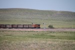 BNSF 6330 helper eastbound