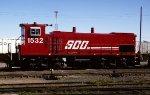 Soo Line MP15AC 1532