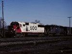 Soo Line SD60 6012