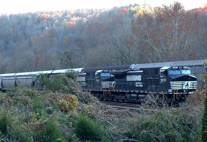 NS Train 59T-04