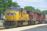 UP 4003,  CP's  Tomah  Sub.