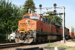 BNSF 7633 East