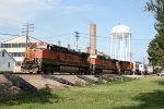 BNSF 1001 West