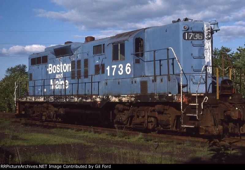 B&M 1736(GP-9)
