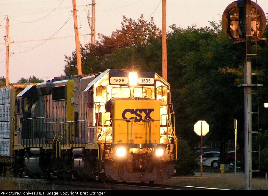 CSX J721