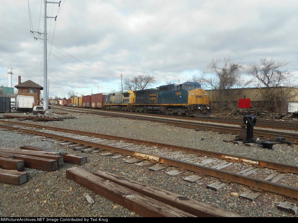MEC 7835 & 7523