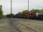 CSX 570, CSX 577, MEC 608 & MEC 614