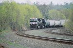 Slow move NS 9957 and NS 6766