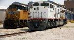 EMDX 90 and UP 8525