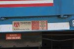 Re-builder's Sticker of Metra #109