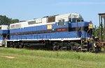 GSWR 3802 on SB to bainbridge