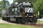 NS 5836 on its way to switch industries
