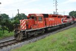 CP 5750 leads 31J at Shikellamy ave