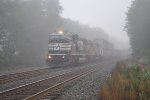 NS 6762 out of the fog