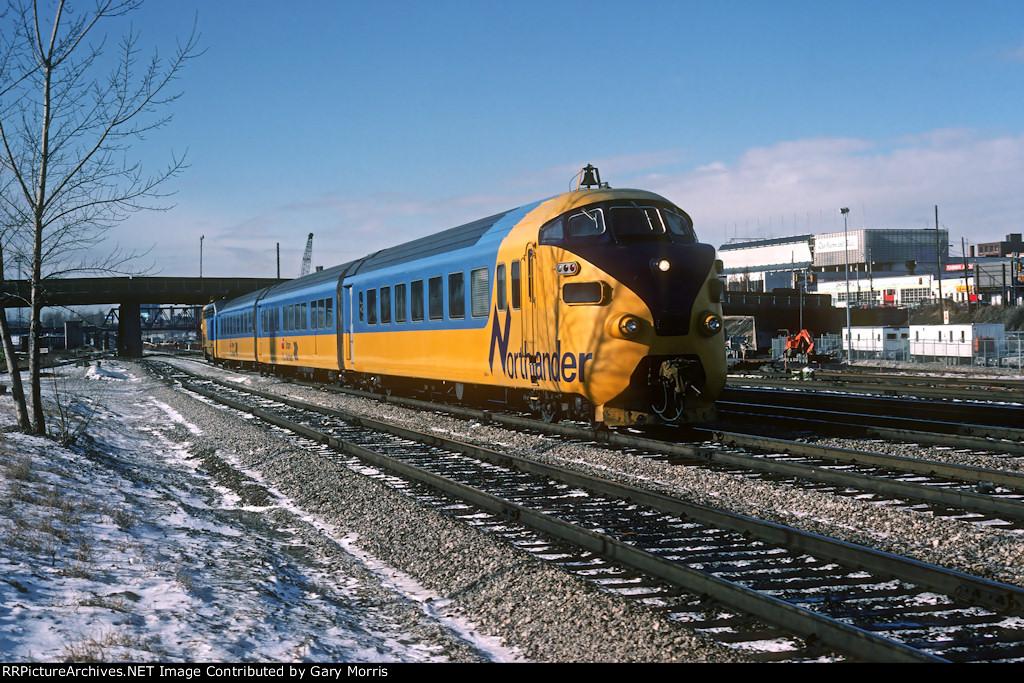 Ontario Northland - Northlander