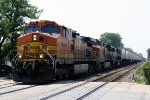 BNSF 4895, 4045, & 9471