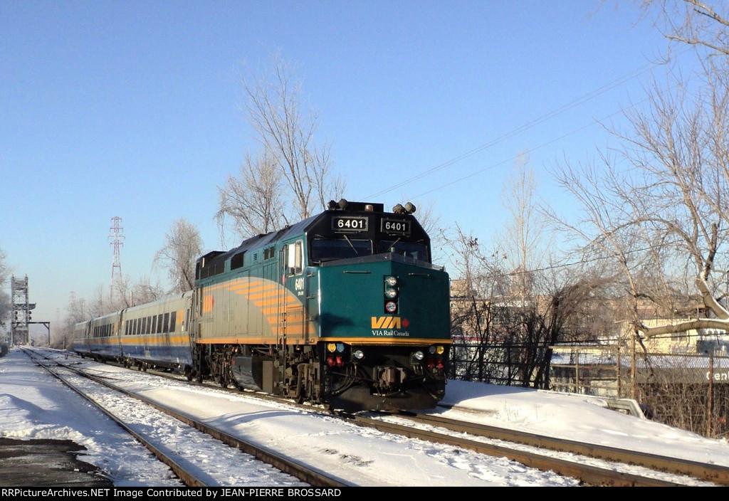 Rte 620 Via Rail