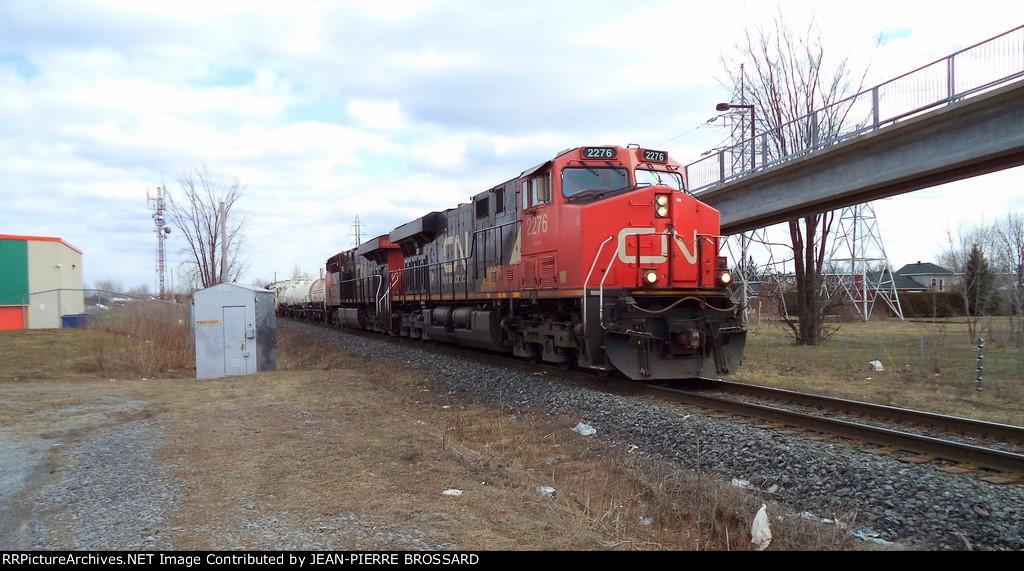 CN route  523