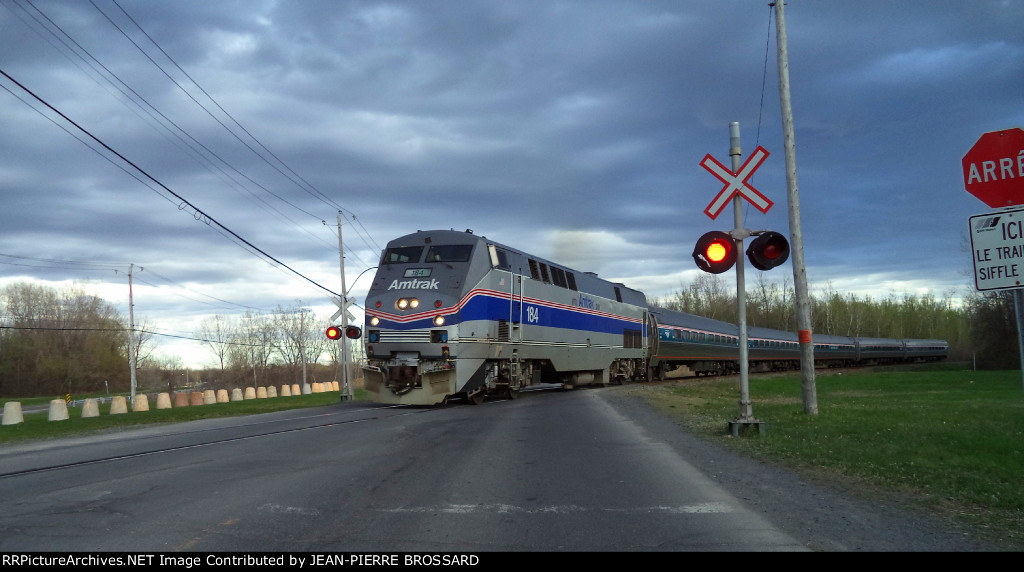Surprise  Amtrak
