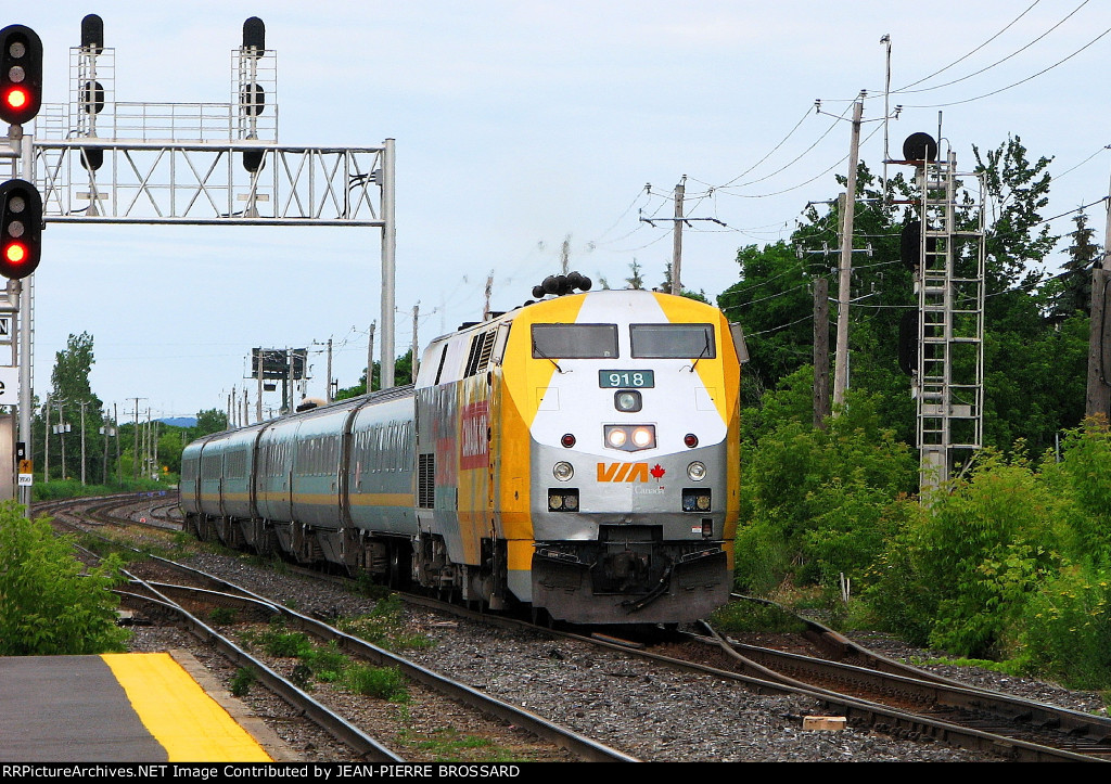 Via loco 918